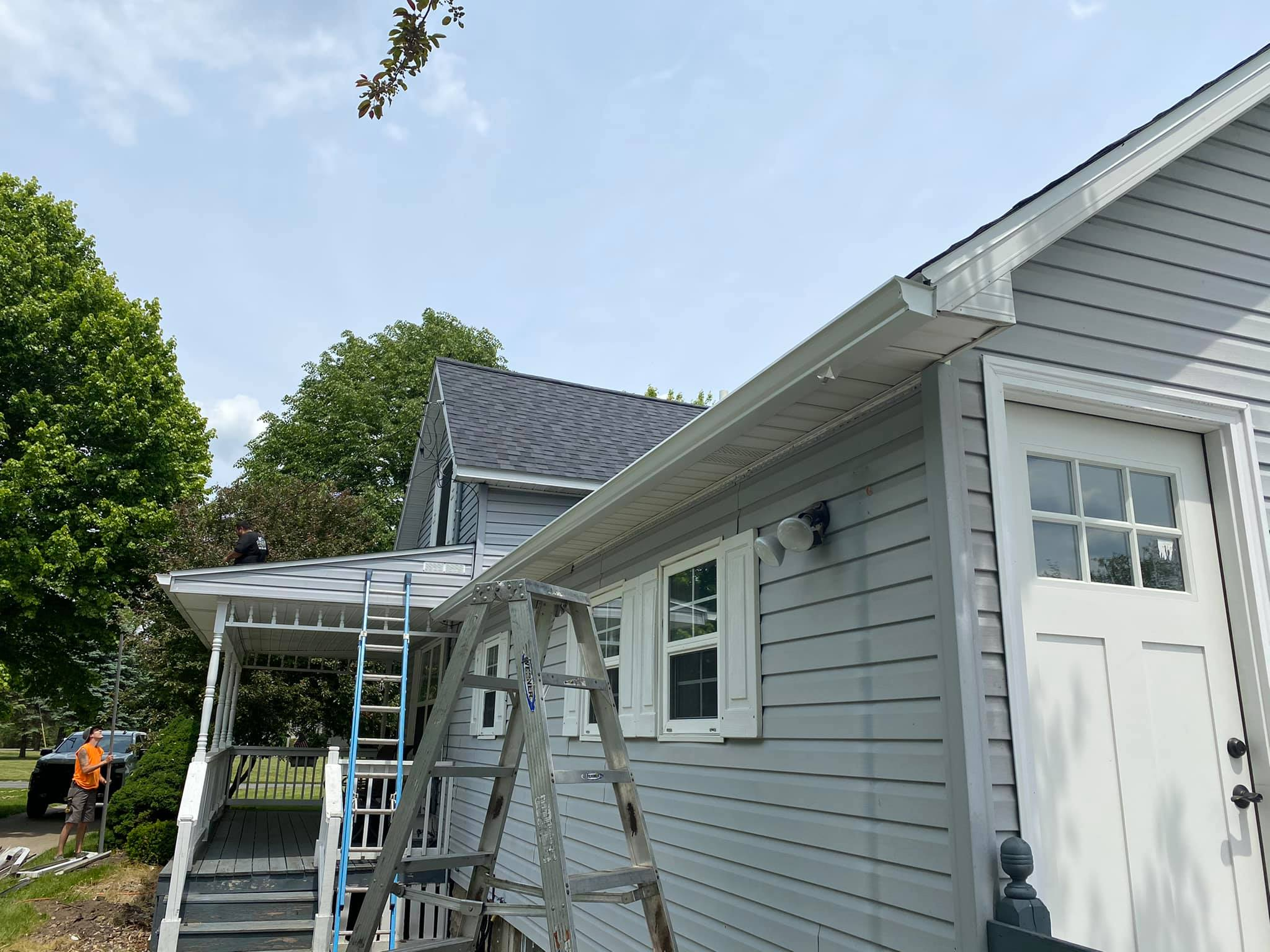 Gutters - Signature Home Pros
