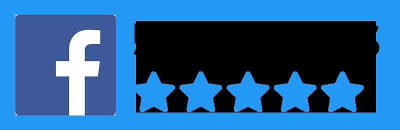Facebook Reviews - 5/5 Stars