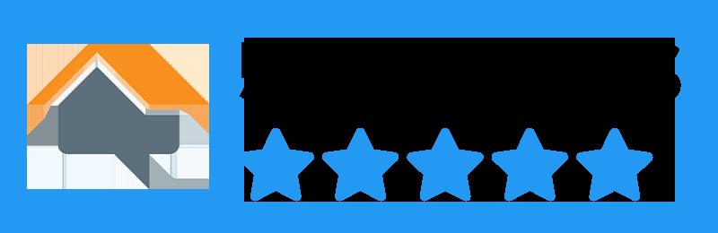 HomeAdvisor Reviews - 5/5 Stars
